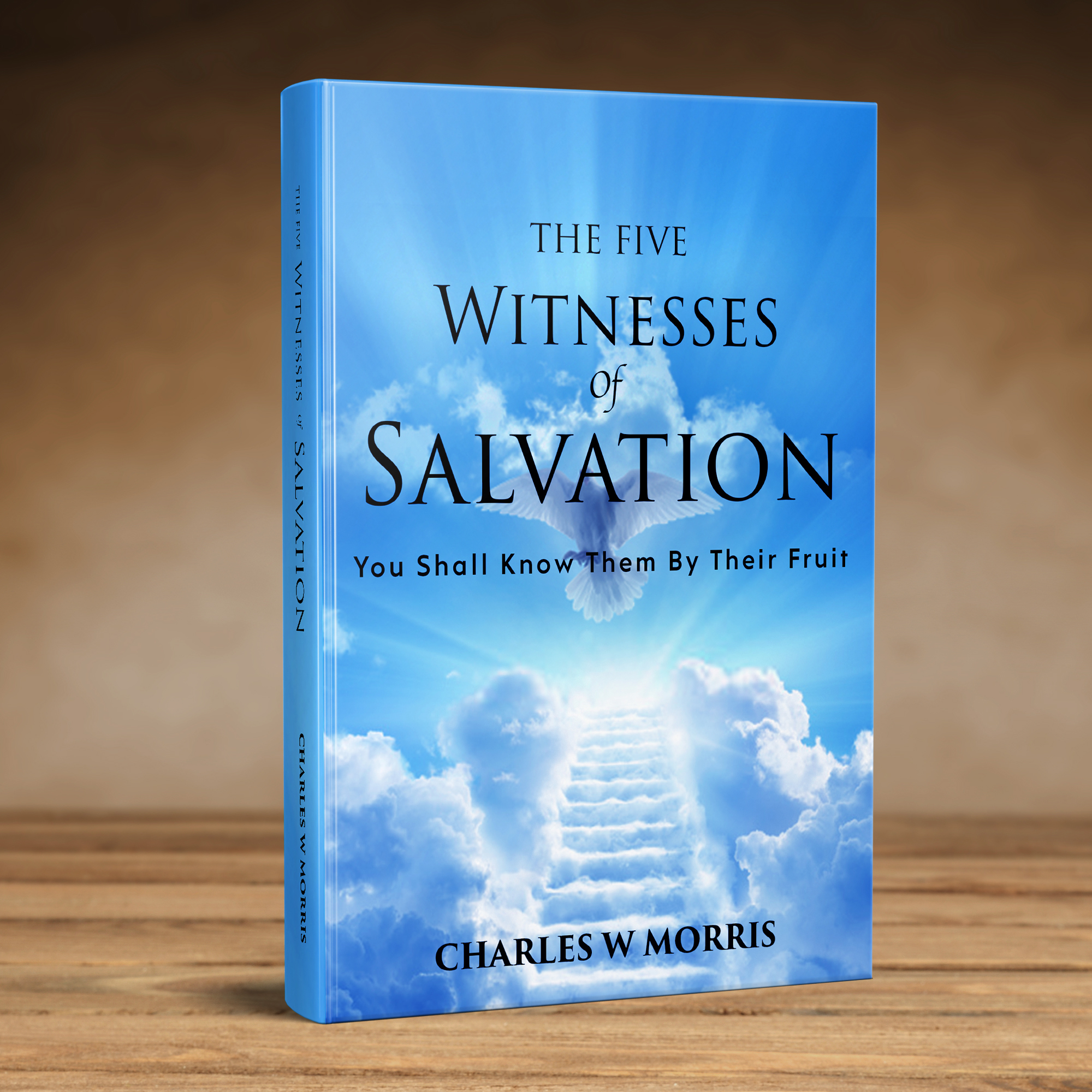 The Five Witnesses of Salvation 3d